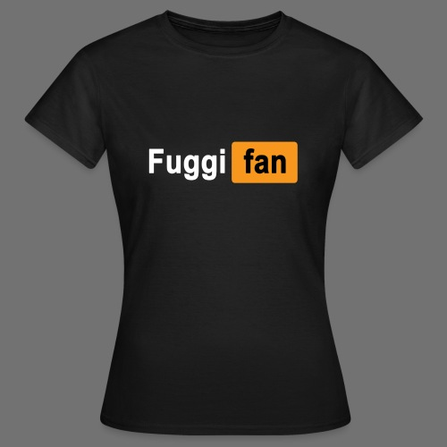 Porn Hub Shirt-Frauen (Fuggifan Version) - Frauen T-Shirt