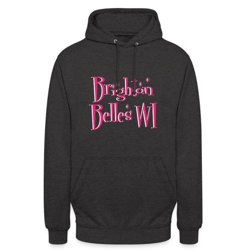 Brighton Belles Dark Grey Unisex Hoodie - Unisex Hoodie