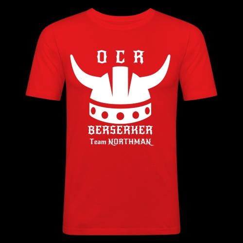 OCR Northman T Shirt Berserker - Männer Slim Fit T-Shirt