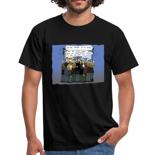 Metalkonzert Männer - Männer T-Shirt