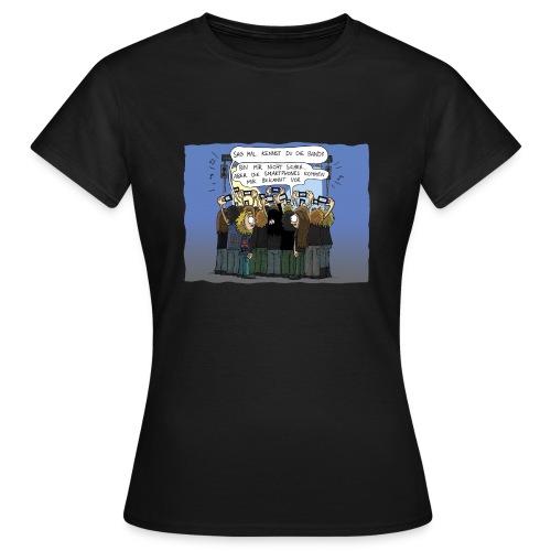 Metalkonzert Frauen - Frauen T-Shirt