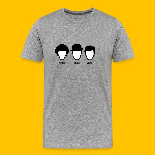 Chapeau Melon - 03-CS - T-shirt Premium Homme
