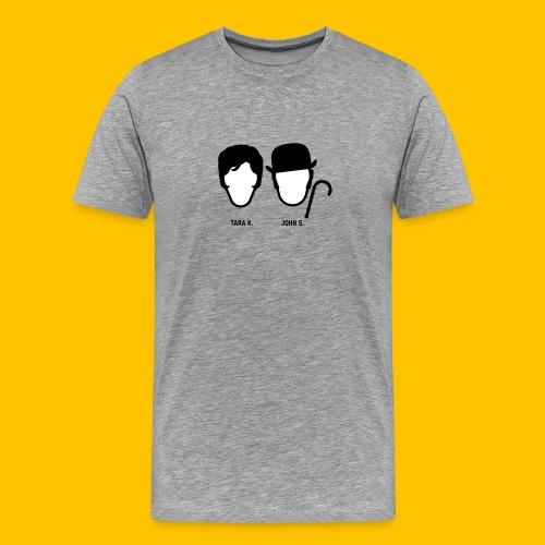 Chapeau Melon - 01-CS - T-shirt Premium Homme
