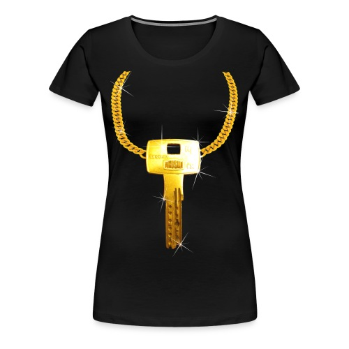 BLINGBLING - Frauen Premium T-Shirt