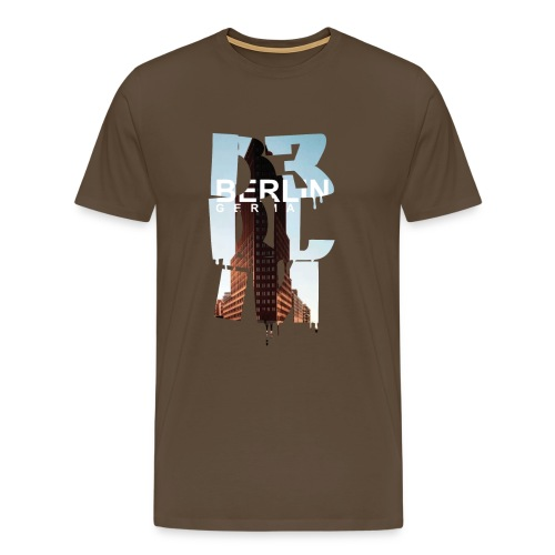 Andari Lore´ll Tee Classic - Männer Premium T-Shirt