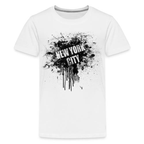 NEW YORK CITY - Teenager Premium T-Shirt