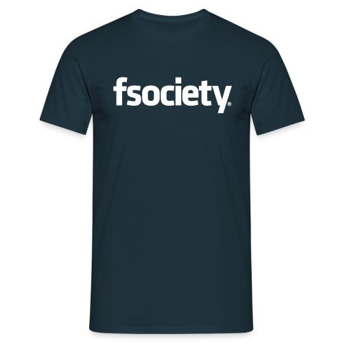 fsociety - Männer T-Shirt