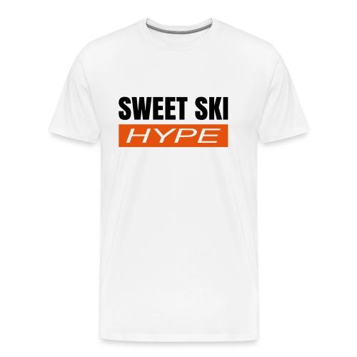 Sweet Ski Shirt Hype - Männer Premium T-Shirt