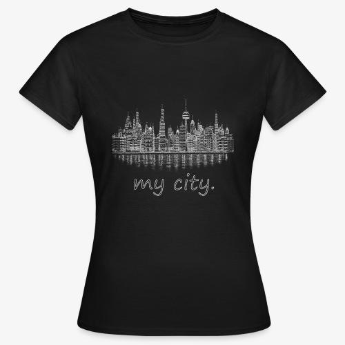 My City - Frauen T-Shirt