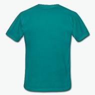 T-shirt Je suis un papa trop génial bleu diva par Tshirt Family