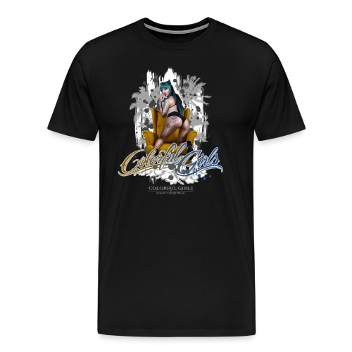 Ella Cinderella 1 - Männer Premium T-Shirt