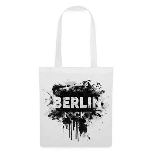 BERLIN ROCKT SPLÄTTER DESIGN - Stoffbeutel
