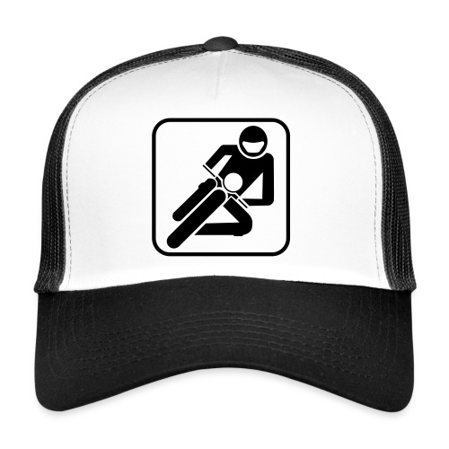 Cap Kneedown - Trucker Cap