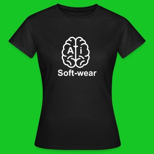 A.I. soft-wear dames t-shirt - Vrouwen T-shirt