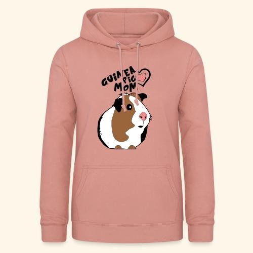 Guinea Pig Mom - Frauen Hoodie