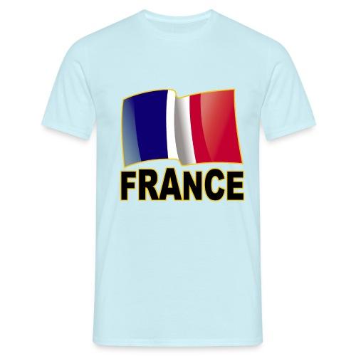 France - T-shirt Homme
