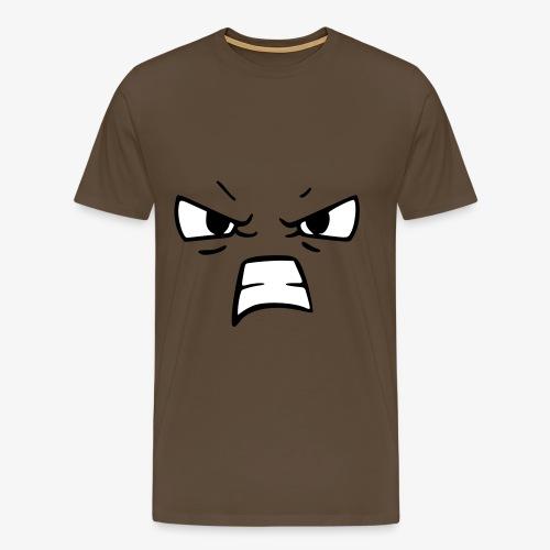 Böse - Männer Premium T-Shirt