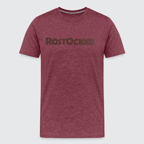 RostOcker - Männer Premium T-Shirt