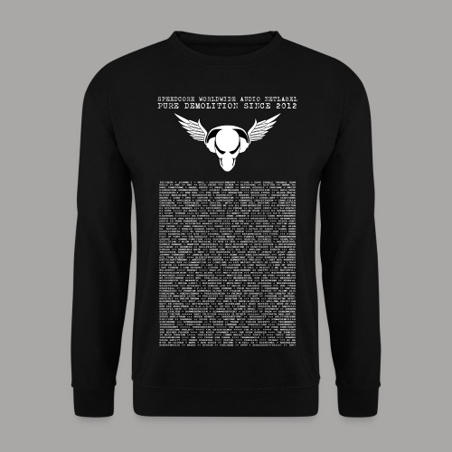 SCWW Family Pullover (Front Print) - Männer Pullover