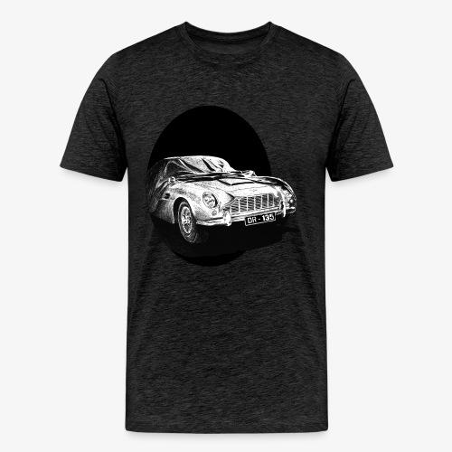 Sleeping Beaty - Mannen Premium T-shirt
