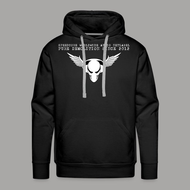 SCWW Family Hoodie (Front & Back Print)