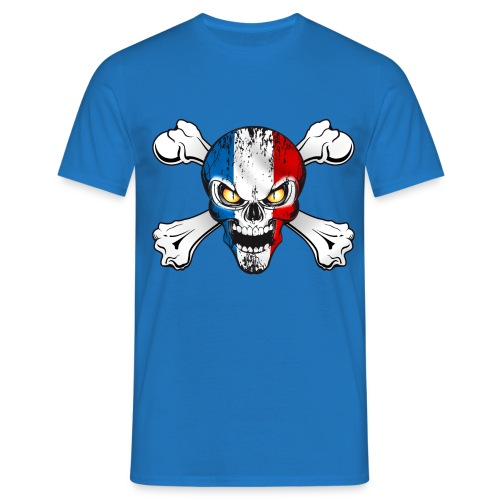 France skull - T-shirt Homme
