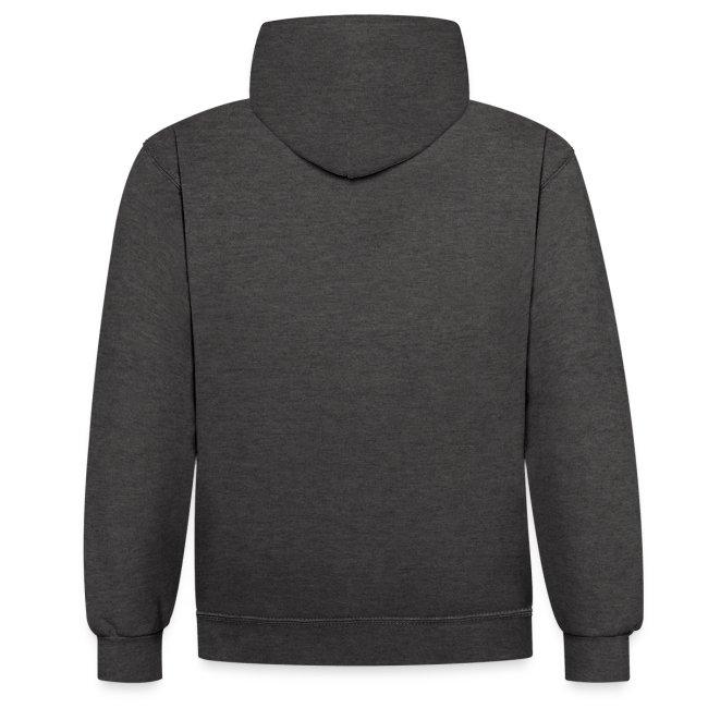 Boxlogo Hoody Dark Grey