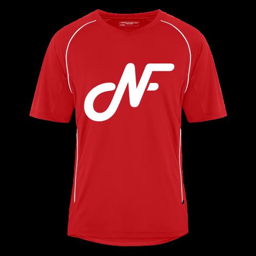 Sportshirt - Männer Fußball-Trikot