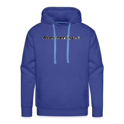 Der Boennering-Pulli - Farbe wählbar - Männer Premium Hoodie