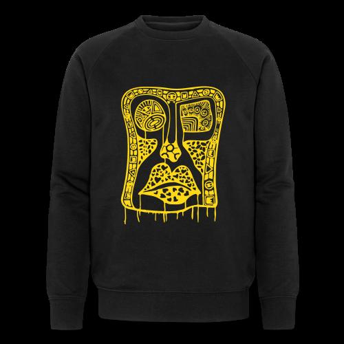 The Be-Liever - Men's Organic Sweatshirt by Stanley & Stella
