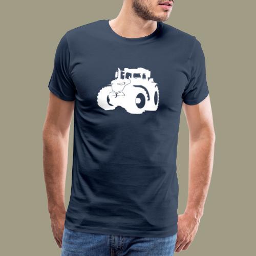 T-Shirt Trecker F1050 - Männer Premium T-Shirt