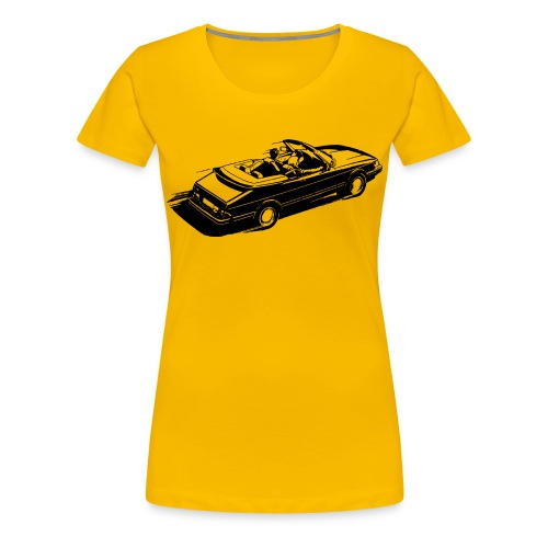 """brusar Collection real life"" - Frauen Premium T-Shirt"