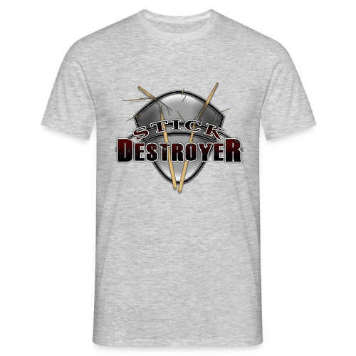 Stick Destroyer - Men's T-Shirt