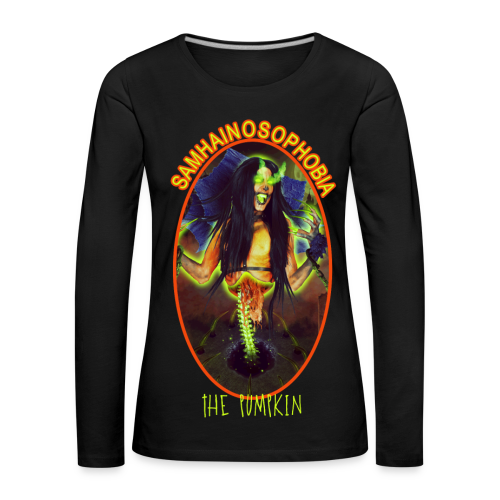 The Pumpkin - Women's Premium Longsleeve Shirt