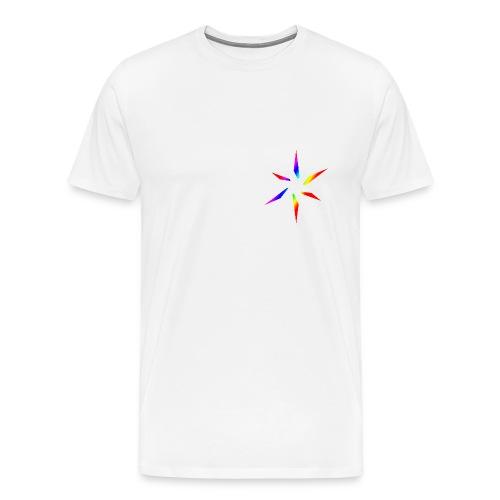 Stern der Hoffnung - Männer Premium T-Shirt