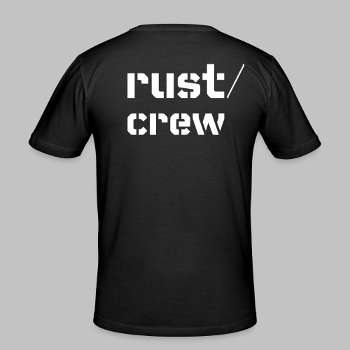 r/ Crew Herre - Herre Slim Fit T-Shirt