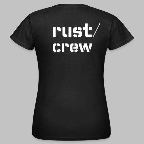 r/ Crew Dame - Dame-T-shirt