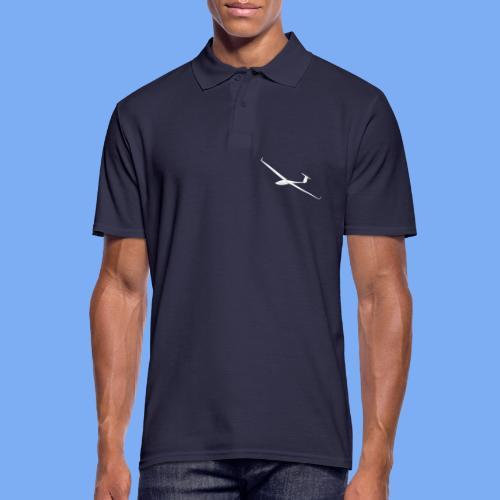 Segelflugzeug ASW28 Segelflieger Geschenk T-Shirt Bekleidung Flieschen - Men's Polo Shirt