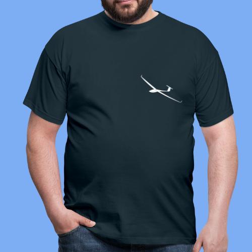 Segelflugzeug ASW28 Segelflieger Geschenk T-Shirt Bekleidung Flieschen - Men's T-Shirt