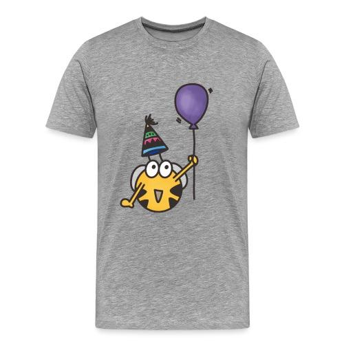 Feierbiene - Männer Premium T-Shirt
