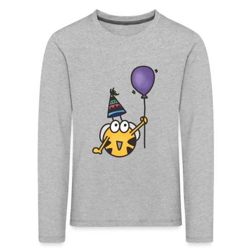 Feierbiene - Kinder Premium Langarmshirt