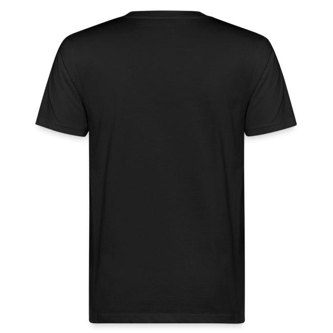 the flying elch - Männer Bio-T-Shirt