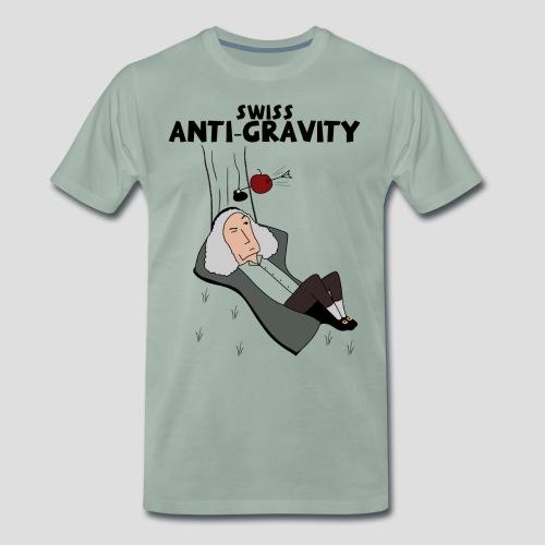 The Swiss Anti-G System - Männer Premium T-Shirt