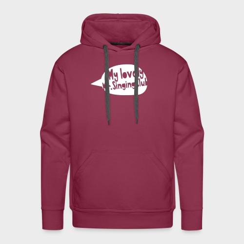MLMSC - Logo Hoodie (men) - Männer Premium Hoodie