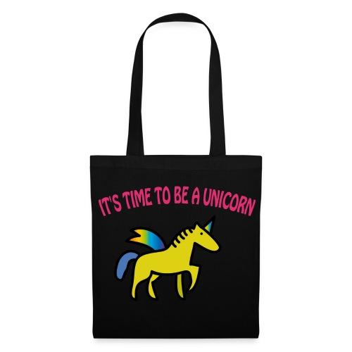 Stoffbeutel: Einhorn - Unicorn - Stoffbeutel