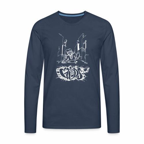 GFDS - Grande Finale Dance Studio - Men's Premium Longsleeve Shirt