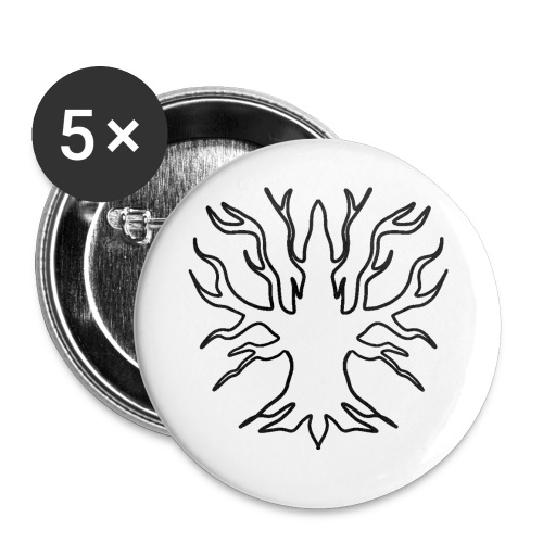 Badge/Pins - Buttons small 25 mm