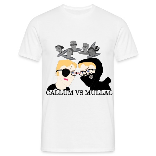 Callum VS Mullac (Men's) - Men's T-Shirt