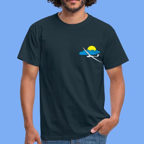 Segelfliegen Segelflieger Geschenk KunstflugSegelkunstflug Aerobatic Fox - Men's T-Shirt
