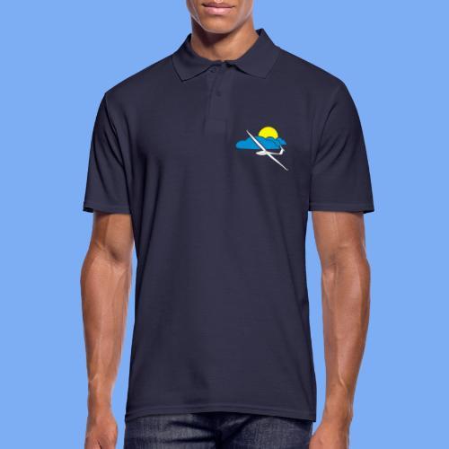 Segelfliegen Segelflieger Geschenk KunstflugSegelkunstflug Aerobatic Fox - Men's Polo Shirt